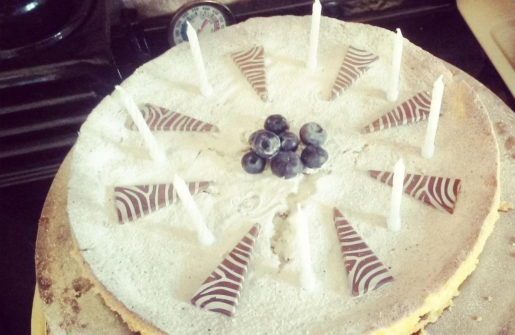 Austrian Curd Cake